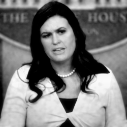 Sarah Huckabee Sanders. (Photo: Evan Vucci/AP Photo)